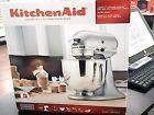 KitchenAid Stand Mixer CONTOUR SILVER 5 Quart KSM150PSCU New in Box