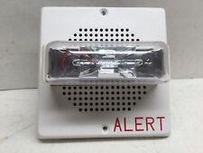 Cooper Wheelock ET70-24MCW-ALW Wall Mount Speaker Strobe Fire Alarm White 117000