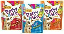 Purina Friskies Cat Treats Variety Pack, Party Mix Crunch Greatest Hits