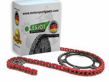 Kettensatz Suzuki LTZ400, KFX400, DVX Tuning verstärkt rot