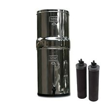 Royal Berkey Water Purifier w/2 Black BB-9 Filters Authorized Dealer & Warranty