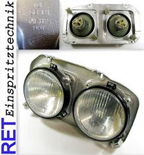Scheinwerfer links HELLA Doppelscheinwerfer Ford Capri MK 2 / 3 original