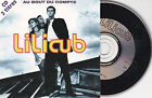 CD CARDSLEEVE CARTONNE SINGLE 2T LILICUB AU BOUT DU COMPTE DE 1994 TBE