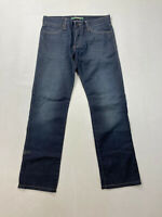 LACOSTE STRAIGHT FIT Jeans - W32 L32 - Navy - Great Condition - Men's