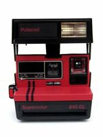 Polaroid 645cl Instant Camera .1 FILM+READY TO SHOOT  PACKAGE A FILM INCLUDED  l
