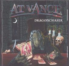 CD - At Vance - Dragonchaser  - UPC 4011777201220 - 10 Tracks