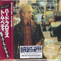 TOM PETTY & THE HEARTBREAKERS-HARD PROMISES-JAPAN MINI LP SHM-CD Ltd/Ed G00
