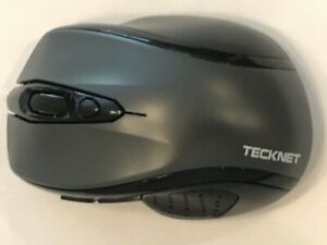 NEW TECHNET M003; Ergonomic, Wireless, Optical Mouse With Receiver! It is NIB!!