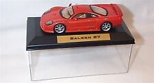 Saleen S7 in Burt Orange Colour 1-43 scale  new in case