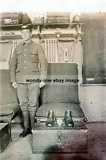 rp15236 - Soldier from Isle of Wight Rifles - photo 6x4