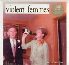 Violent Femmes Happy New Year 180G RSD Ltd. ED. Color Vinyl New/Sealed Copy