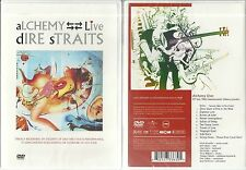 RARE / DVD - DIRE STRAITS : EN CONCERT LIVE ALCHEMY / NEUF EMBALLE NEW & SEALED