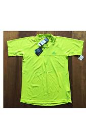 Adidas TS DD Cocona ½-zip S/S Shirt Herren, Funktionsshirt  Gr. 6 / M  NEU+OVP