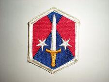 US ARMY CAPITOL MILITARY ASSISTANCE COMMAND VIETNAM PATCH - ORIGINAL COLOR