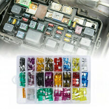 220x Car Blade Fuse Assortment Assorted Kit Blade Set Auto Accessories with Box