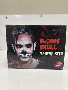 Bloody Skull Makeup Kit