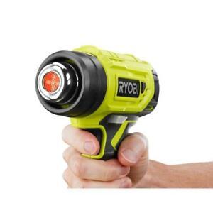New Ryobi 18-Volt ONE+ Lithium-Ion Cordless Heat Gun (Tool Only) Ryobi # P3150
