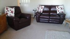 Unbranded Leather Living Room Contemporary Furniture Suites