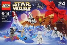 Lego 75146 Star Wars Adventskalender Advent Calendar 8 Figuren + Droid 2016 NEU