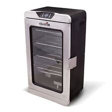 New Charbroil Deluxe Digital Electric Smoker, 1000 Square Inch