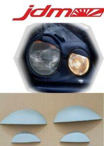 For Mercedes-Benz E Class Eyebrows Eyelids Eye Line 1996-2001 W210 S210 Set