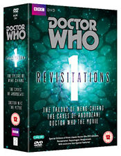 DOCTOR WHO REVISITATION BOX - VOLUME ONE - DVD - REGION 2 UK