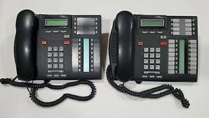 Nortel Networks T7316E Multi Line Business/Office Desktop Phone *Lot of 2*