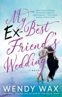 BOOK - My Ex-Best Friend's Wedding Novel - Paperback