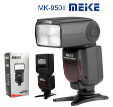 Meike MK-950 II TTL Slave Remote Flash Speedlite for Canon 580EX II EOS 6D 700D