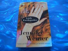 Little Earthquakes by Jennifer Weiner (2005, Paperback)