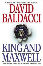 King and Maxwell (King & Maxwell Series) - Acceptable - Baldacci, David -