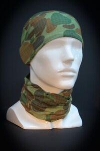Auscam DPCU Camo Headsox Flexible Tube Multifunction Neck Face Shield/Mask