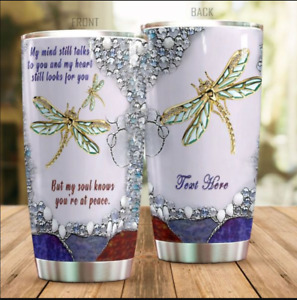 Becoming The Dragonfly Cup & Tumbler