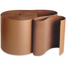1200mm x 75m Single Face Corrugated Cardboard Roll local pick up