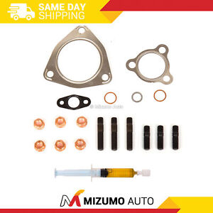 Turbocharger Mounting Kit Fit 95-05 Audi A4 A6 Quattro Seat Volkswagen Turbo 1.8