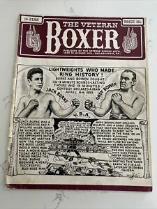 THE VETERAN BOXER 10-Star Issue