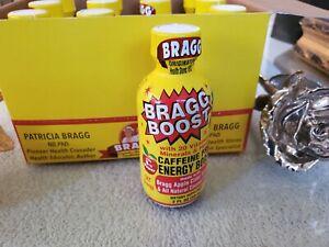 Braggs Boost Caffeine Free Boost Apple Cider Vinegar & All Natural Coconut Water