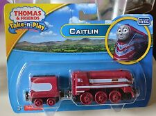 Thomas and Friends Take n Play CAITLIN Portable Railway NEW