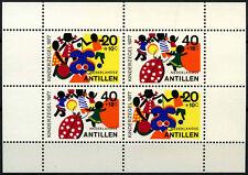 Antille OLANDESI 1977 SG#MS649 figlio benessere Gomma integra, non linguellato M/S #D55109
