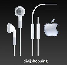 Original Apple iPhone Headphones Earphones REMOTE & MIC iPhone 4 4s 5 5c 5s 6 6+