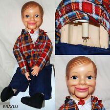 Willie Talk upgraded Semi-Pro Ventriloquist Doll Puppet Dummy 19