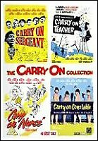 Carry On Collection Vol1 [Sergeant  Teacher  Nurse  Constable] [DVD]
