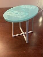 NEW Barbie Dinner Date Table Replacement Mattel 2015