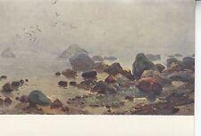 Post Card - Soviet painting / Sowjetische Malerei / Советская живопись (41)