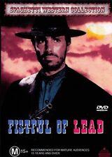 FISTFUL OF LEAD - SPAGHETTI WESTERN - NEW & SEALED DVD
