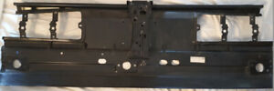 BMW E28 Rear Panel, Black paint, New old stock, Fits 528, 535