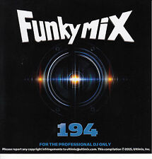 Funkymix 194 LP Wiz Khalifa Tech N9ne Wale' Snoop Dogg Future DJ Snake Usher