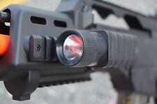 Flashlight for Double Eagle M82/M83/M85/M47 Airsoft Gun Plus Battery
