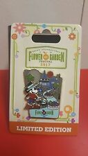 Disney Pin EPCOT 2017 International Flower and Garden Festival Mickey Mouse
