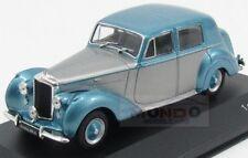 Bentley Mkvi 1950 Light Blue Met Silver Whitebox 1:43 WB185